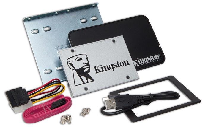 Kingston Digital UV400 Series SSD