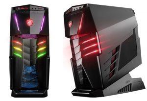 MSI Aegis Ti Gaming Desktop Unveiled