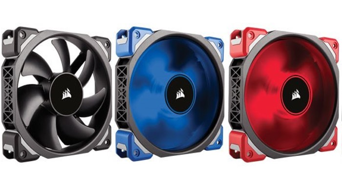 Magnetic Levitation Bearing ML Series PC Fans Unveiled By CORSAIR