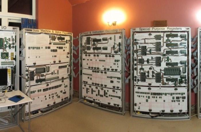 Massive Megaprocessor Computer