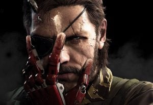 Metal Gear Solid 5 Definitive Edition Spotted