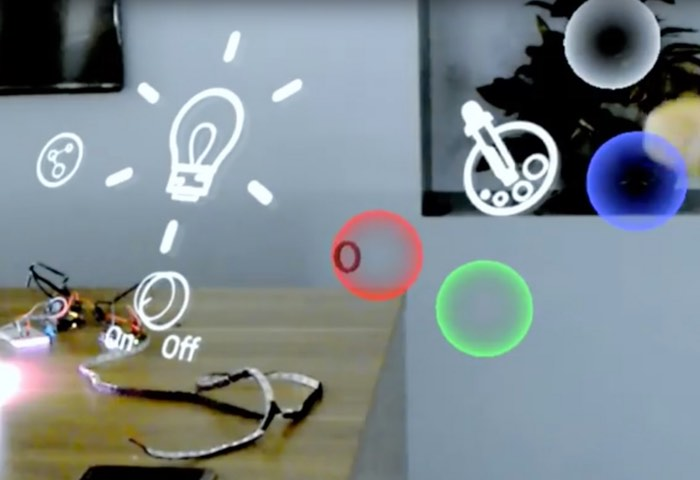 Microsoft HoloLen