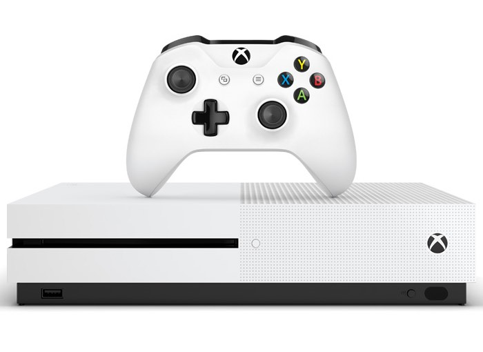 Microsoft Xbox One S Launches August 2nd
