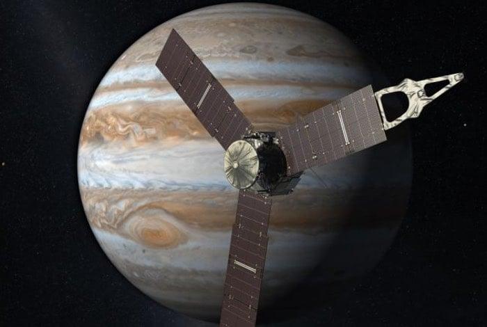 NASA 360 Degree Juno Mission