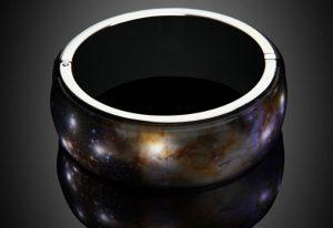 NASA Inspired Hubble LED Bracelet (video)