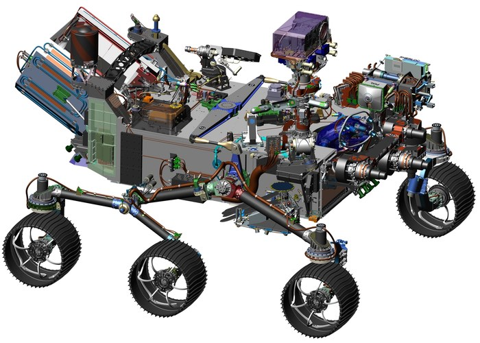 NASA Reveals Next Mars Rover