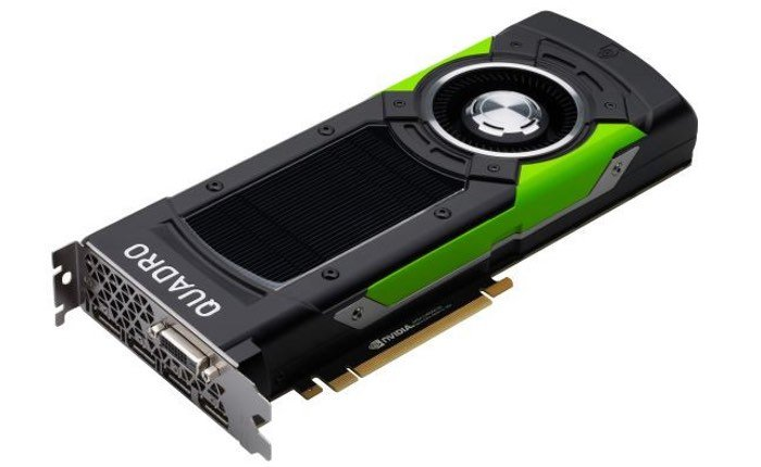 NVIDIA GP102 Based Quadro P6000 Graphics Card Unveiled