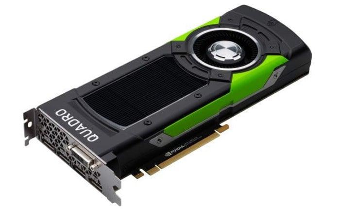 NVIDIA GP102 Based Quadro P6000 Graphics Card Unveiled