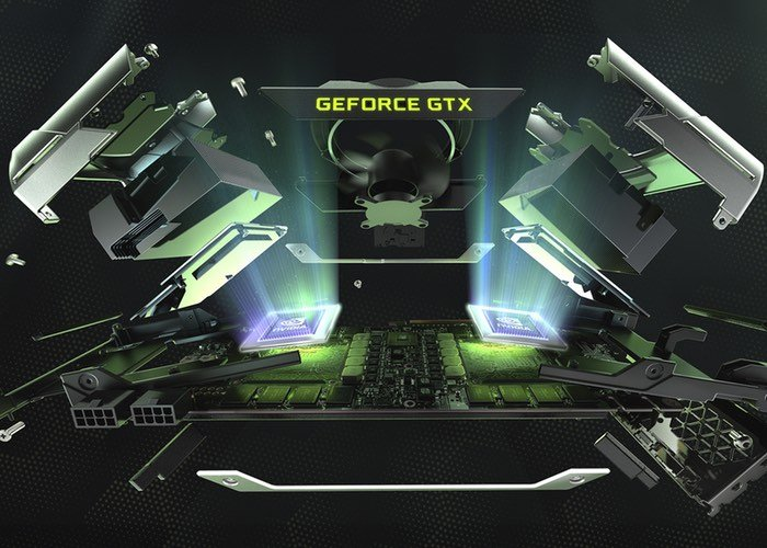 Simultaneous Multi-projection technology NVIDIA