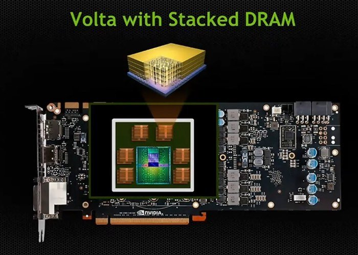 NVIDIA Volta Next Generation Architecture