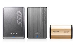 New ADATA External SSD Drives Unveiled