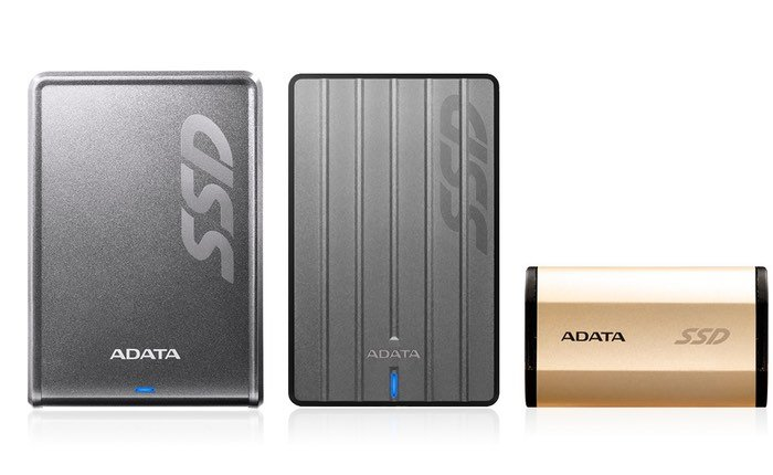 New ADATA External SSD Drives Unveiled