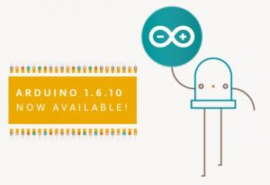Latest Arduino IDE 1.6.10 Released For Download