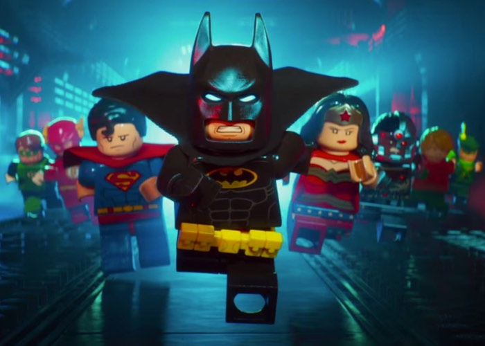 New LEGO Batman Movie Trailer