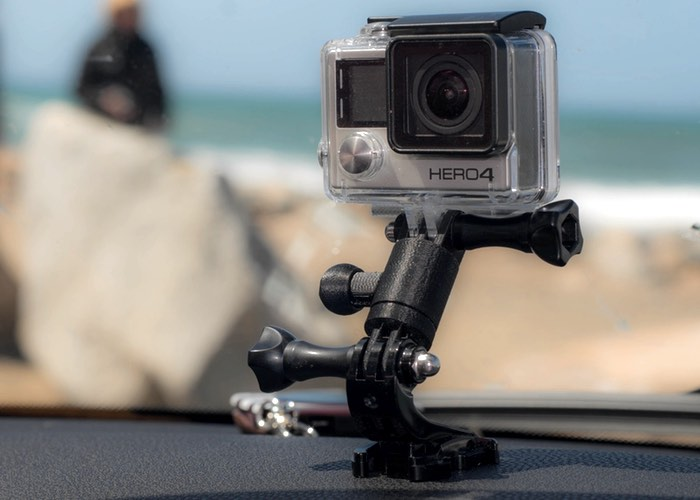 New Switchback GoPro Action Camera Mount