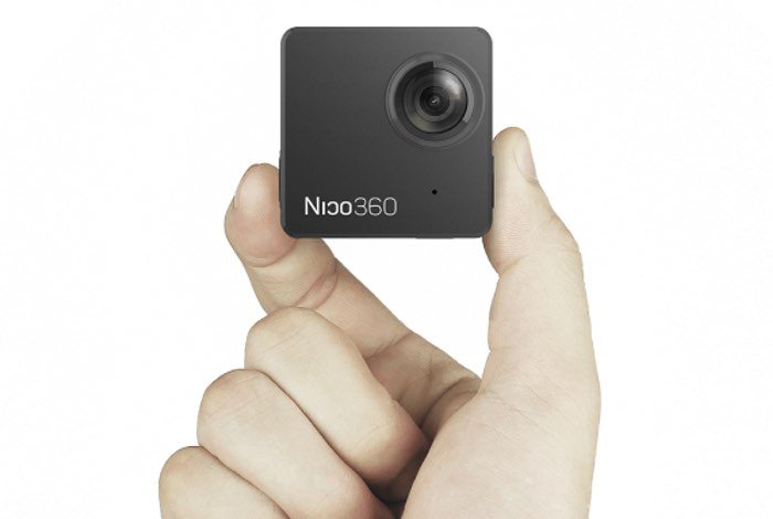 Nico360 Palm Sized 360 Degree Camera
