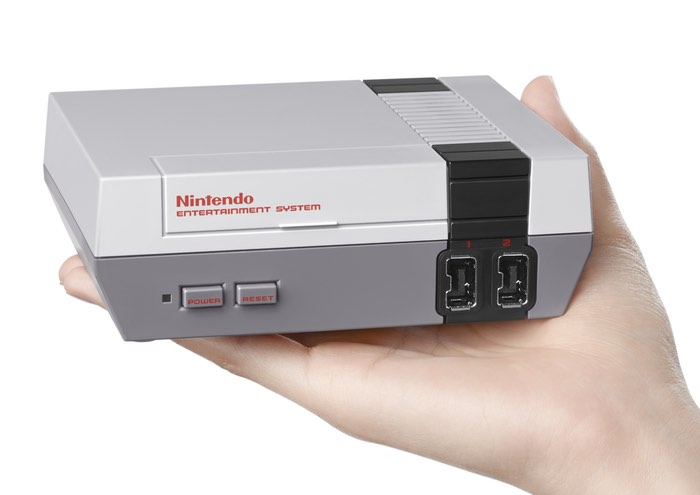 how to add games in mini nes
