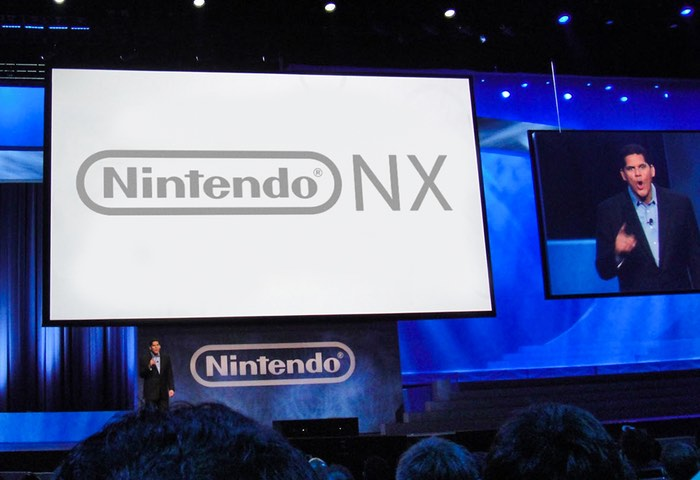 Nintendo NX Is A Handheld Console