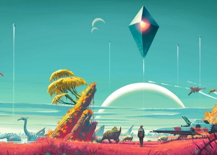 No Man's Sky PC Launch Delayed