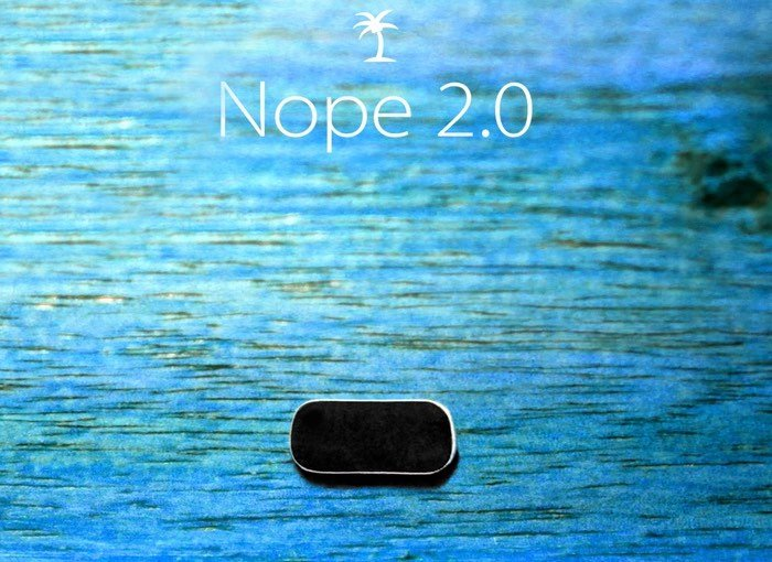 Nope 2.0 Web Camera Privacy Shield