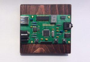 Obscura 8-bit Chiptune Synth 2 Development Board (video)