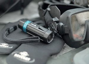 Octospot Action Camera Designed For Diving (video)