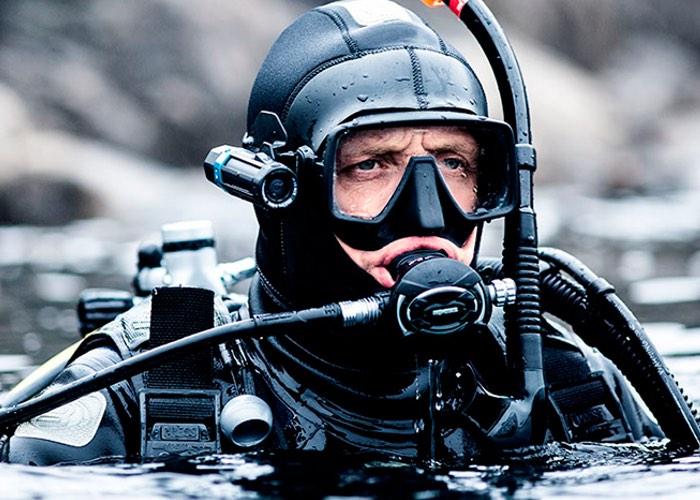 Octospot Action Camera Designed For Diving