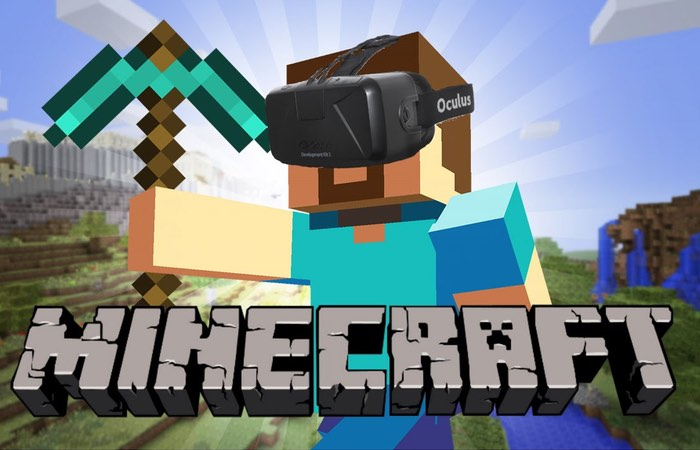 Oculus Rift Minecraft Support