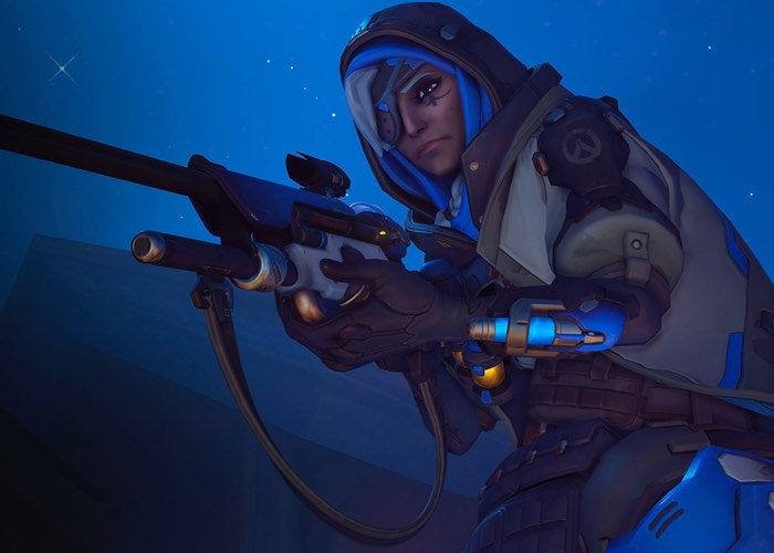 Overwatch Hero Ana