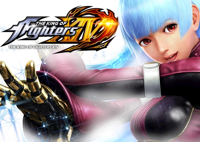 PS4 The King of Fighters XIV Story Trailer