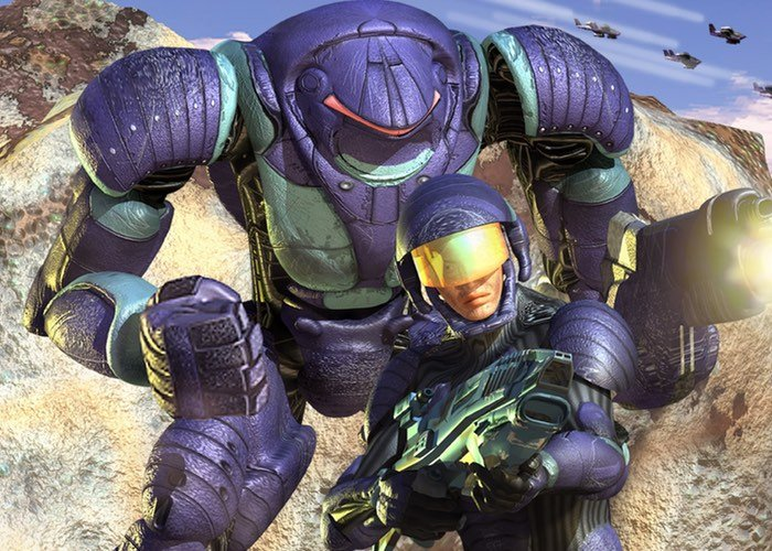 Planetside 1 Comes To An End In Huge Meteor Storm
