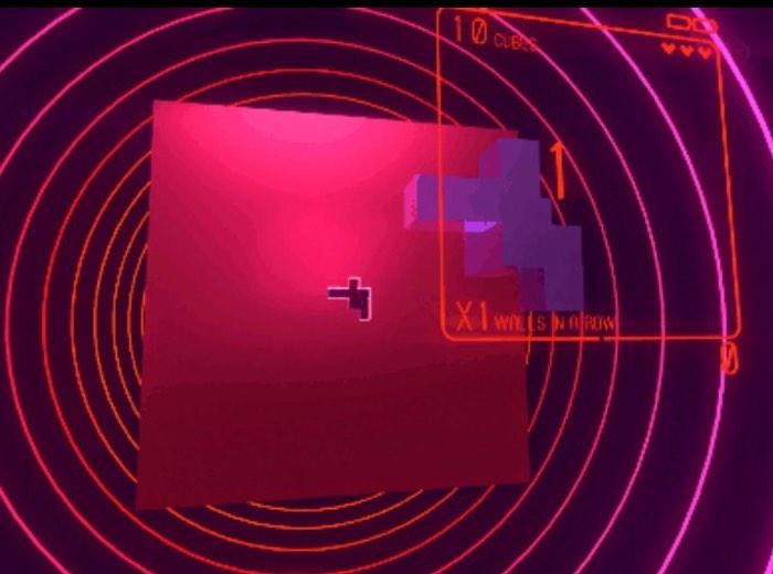 PlayStation VR Puzzler SuperHyperCube
