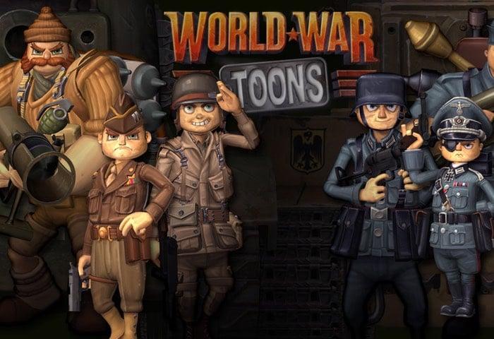 PlayStation VR World War Toons Open Beta