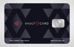 "VAULTCARD Offers The ""Ultimate"" ProtectionFrom RFID Theft (video)"