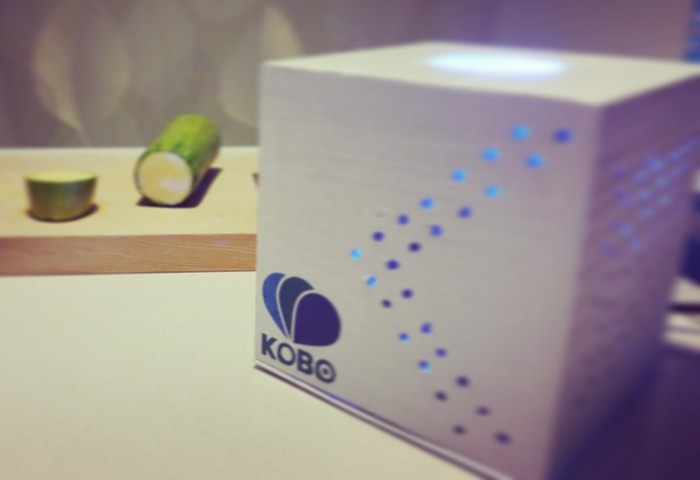 Raspberry Pi 3 Powered Kobo Personal Virtual Assistant