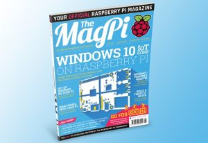 Raspberry Pi Windows 10 IoT Core Explained In MagPi 48