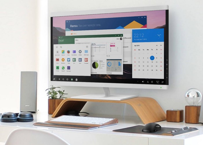 Remix OS 3.0 PC Update Adds Enhancements For Multi Windows, New NVIDIA, AMD Support And More