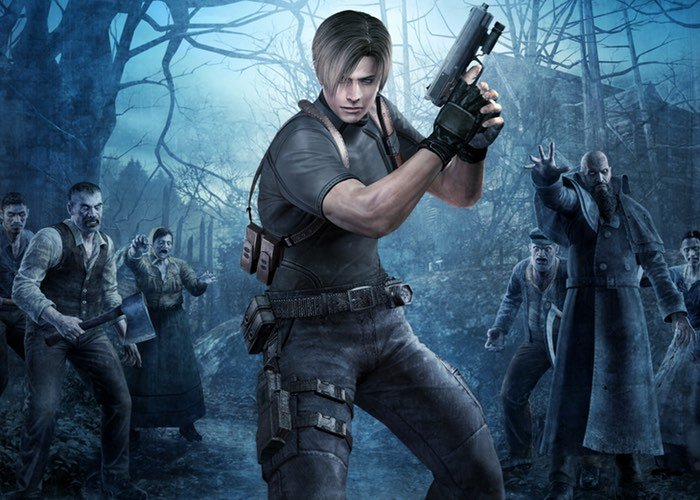 Resident Evil 4 Arriving On Xbox One And PlayStation 4