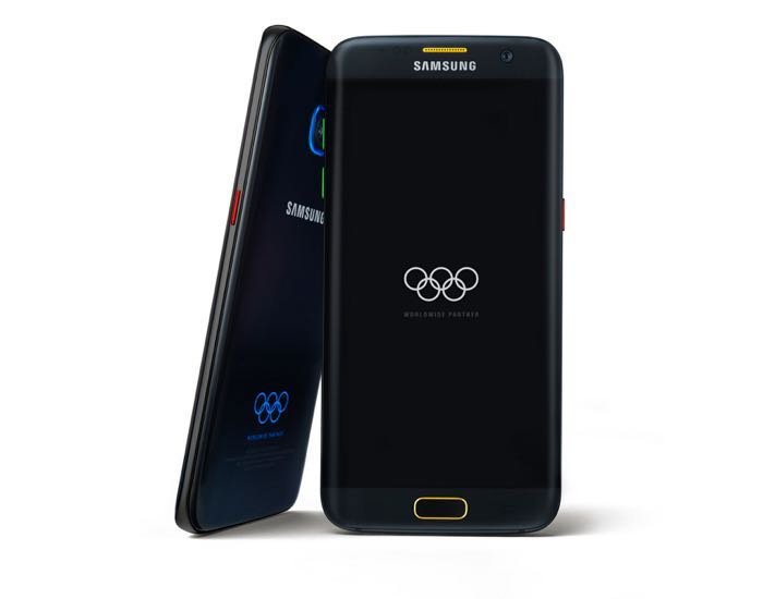 Samsung Galaxy S7 Edge Olympic