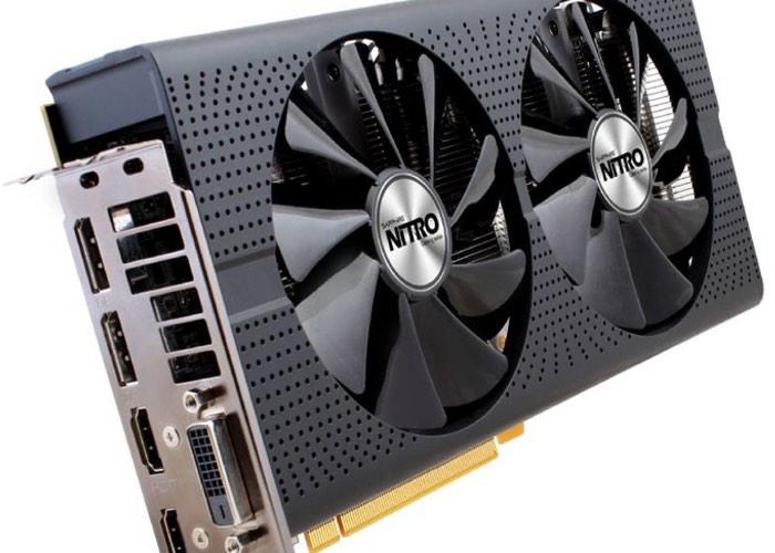 Sapphire Radeon RX 480 NITRO+ Graphics Card
