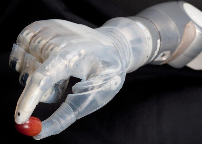 LUKE Advanced Bionic Arm To Be Launched This Year