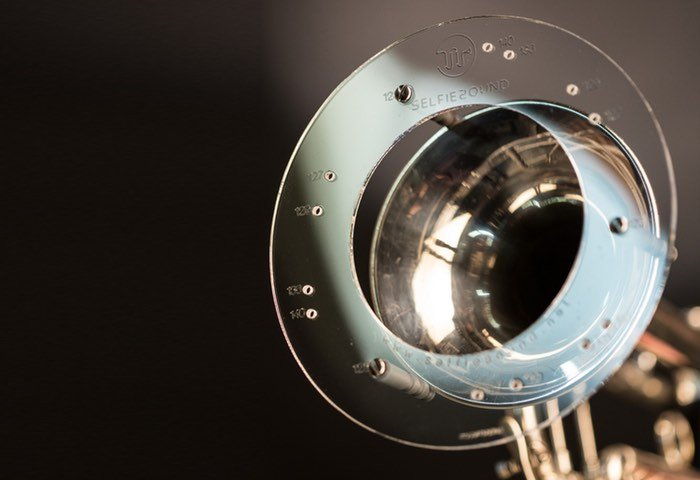 Selfiesound Trumpet Adapter