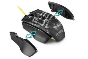 Sharkoon Shark Zone M50 Gaming Mouse Launches For €40
