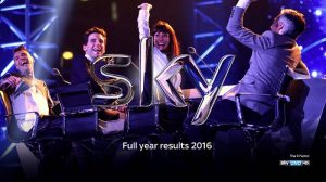 Sky Full Year Financial Results Announced