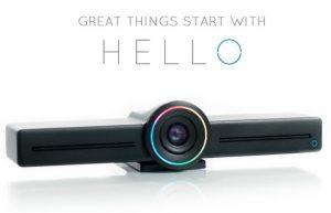 HELLO Smart Camera Designed For Advanced Video Communication (video)
