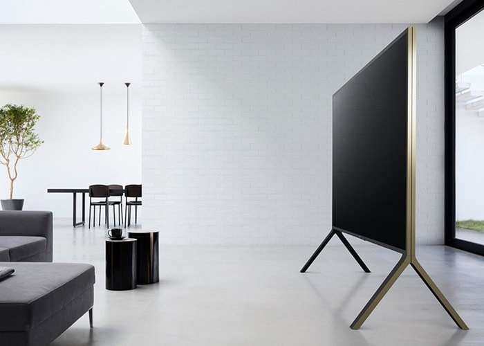 Sony xd9 100 inch 4k tv unveiled geeky gadgets for 100 floors floor 22