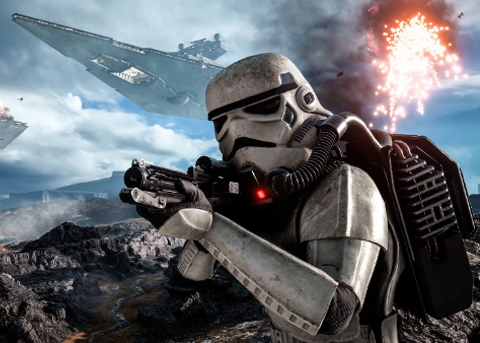 Star Wars Battlefront Offline Skirmish Mode