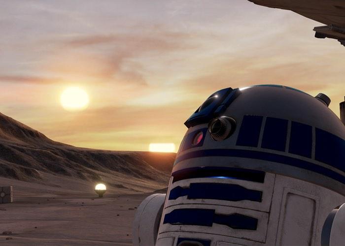 Star Wars Trials On Tatooine VR Game
