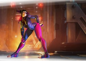 Street Fighter V Receives Juri On July 26th 2016
