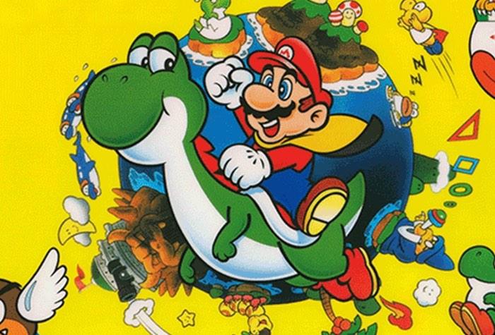 Super Mario World Speed Run